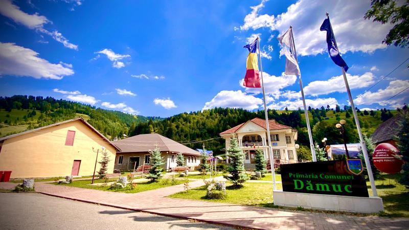 Primăria Comunei Dămuc